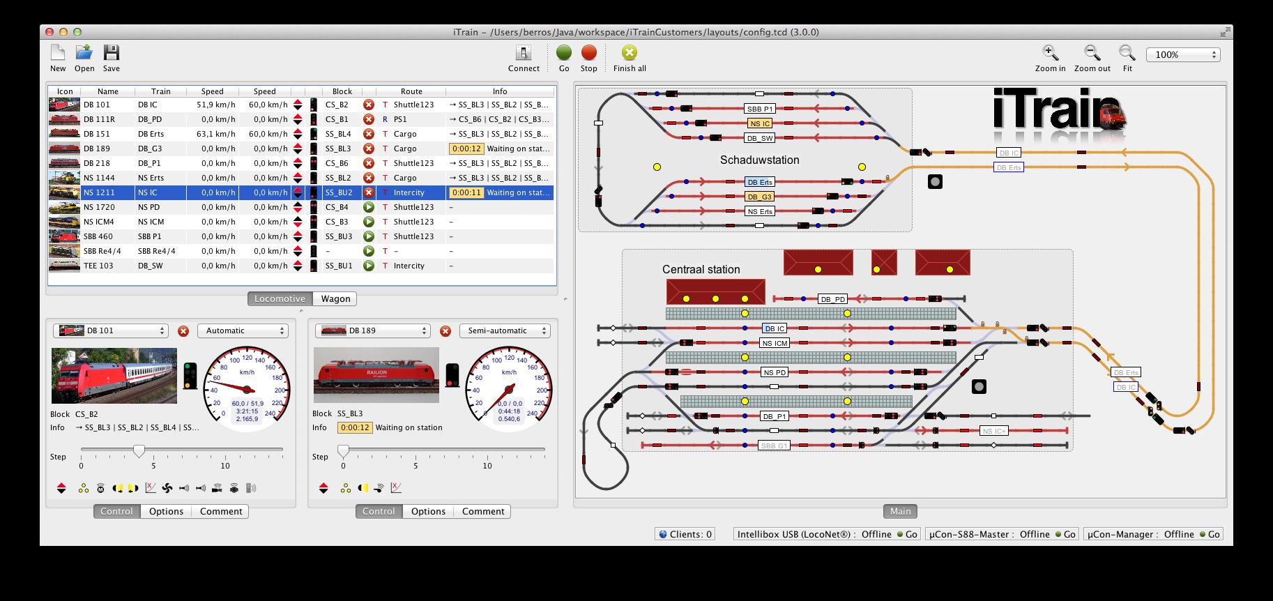 Model railroad design software mac
